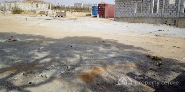 Plot of Land, Just After Nizamiye Hospital, Karmo, Abuja, Residential Land for Sale