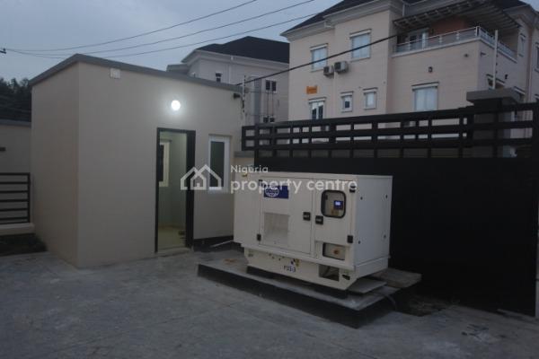 Newly Built Luxuriously Finished 2 Units 4 Bedroom Semi-detached Duplexes Plus a Room B.q Each, Off  Ladoke Akintola, Ikeja Gra, Ikeja, Lagos, Detached Duplex for Sale