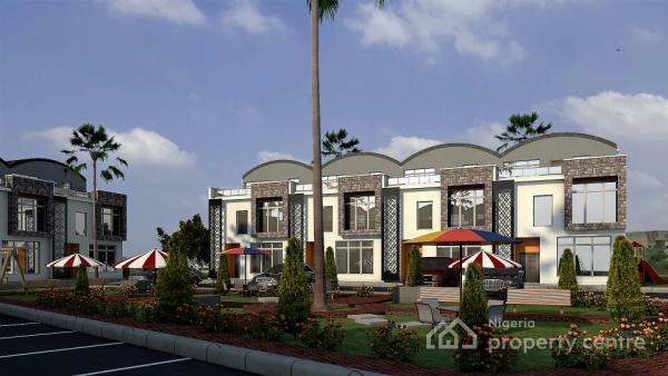 4 Bedroom Terrace Duplex for Sale Life Camp Abuja, Life Camp, Gwarinpa, Abuja, Terraced Duplex for Sale