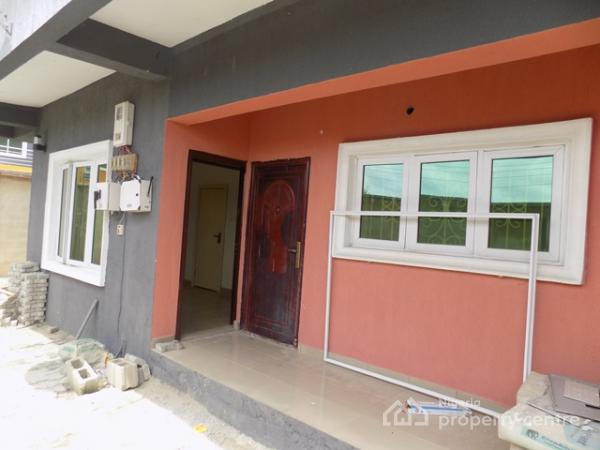 One Room Studio Apartment in a Gated Estate, 24 Hours Constant Electricity, Ikate Elegushi, Lekki, Lagos, Self Contained (single Rooms) for Rent