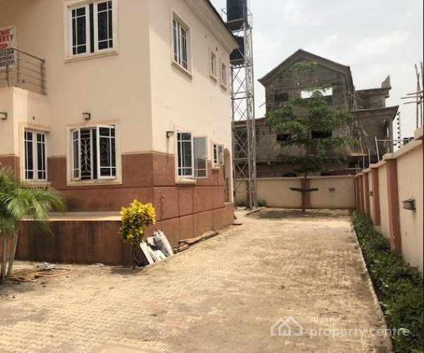 Lovely 5 Bedroom Detached Duplex, Gaduwa, Abuja, Detached Duplex for Sale