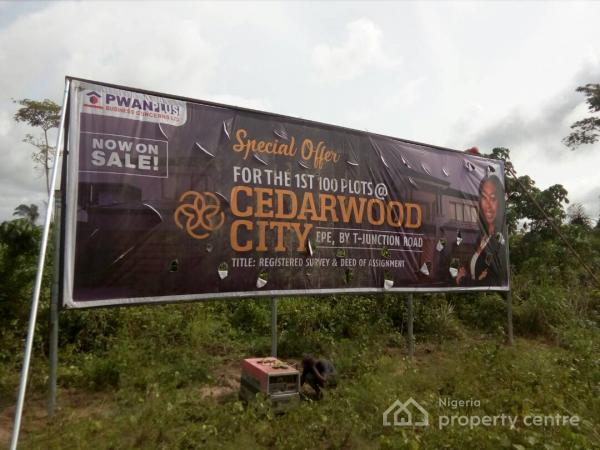 For Sale Cedarwood City Epe Buy 5 And Get One Free Epe Lagos