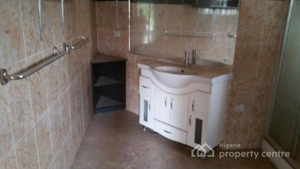 a Tastefully Finished & Brand New 6 Bedroom Semi Detached Duplex with 2 Rooms Bq, Behind Legislative Quarters, Apo, Abuja, Semi-detached Duplex for Rent