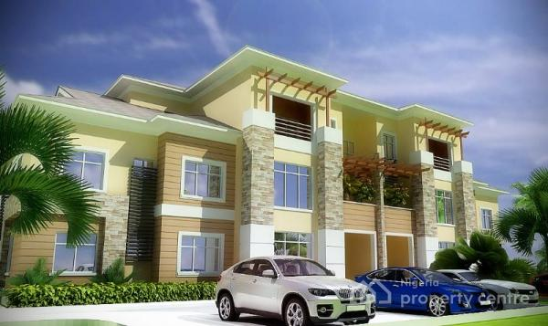 Residential Plot of Land with Uncompleted Structure for Block of Flats for 2 Bedroom and 1 Bedroom Flats, Oladipo Diya Way, Gudu, Abuja, Residential Land for Sale