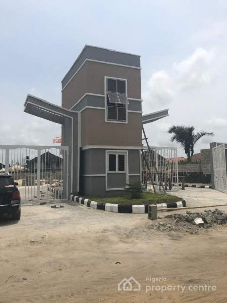 Invest in Walton Gate Estate, Before Lagos Business School, Sangotedo, Ajah, Lagos, Residential Land for Sale
