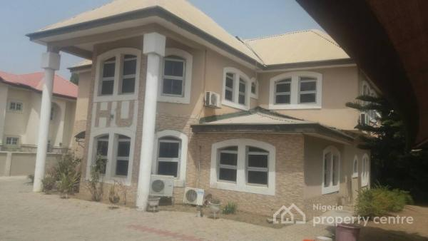 6 Bedroom  Fully Detached Duplex and 2 Rooms Boys Quarters, Kwame Nkuruma, Asokoro District, Abuja, Detached Duplex for Sale