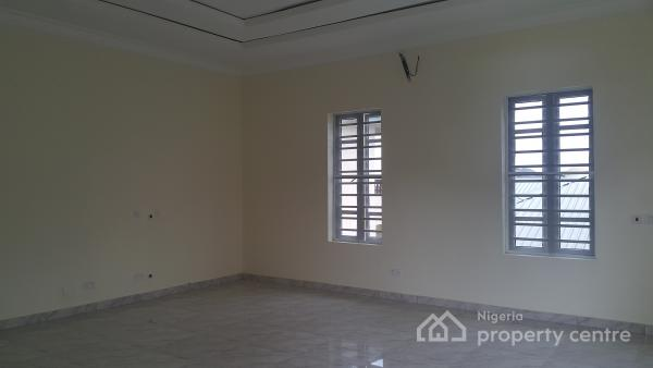 Brand New 4 Bedroom Fully Detached House with Bq, Idado, Lekki, Lagos, Detached Duplex for Rent