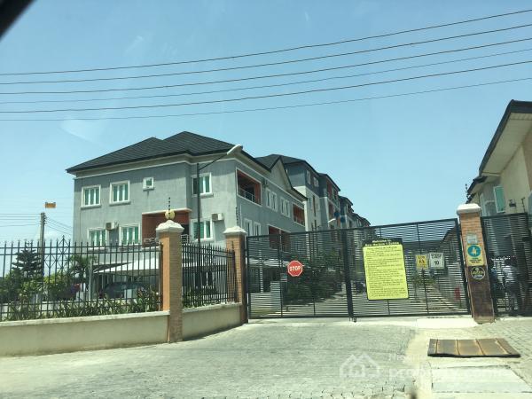 Fully Serviced and Luxury 2 Bedroom Flat, New Horizon 1 Estate, Lekki Phase 1, Lekki, Lagos, Flat for Rent