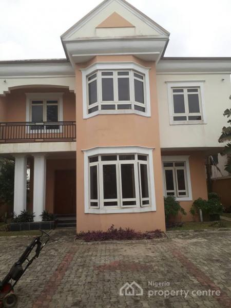 5 Luxury Bedrooms Duplex, Road 12 Vgc, Peninsula Garden Estate, Ajah, Lagos, Detached Duplex for Sale