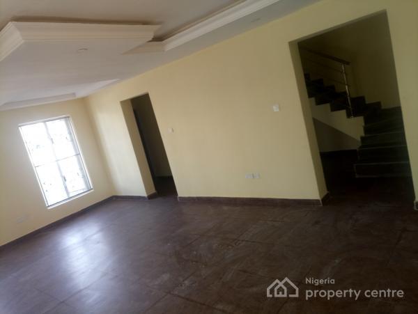 Spacious Luxury 4 Bedroom Semidetached Duplex, Lafiaji, Lekki, Lagos, Semi-detached Duplex for Rent