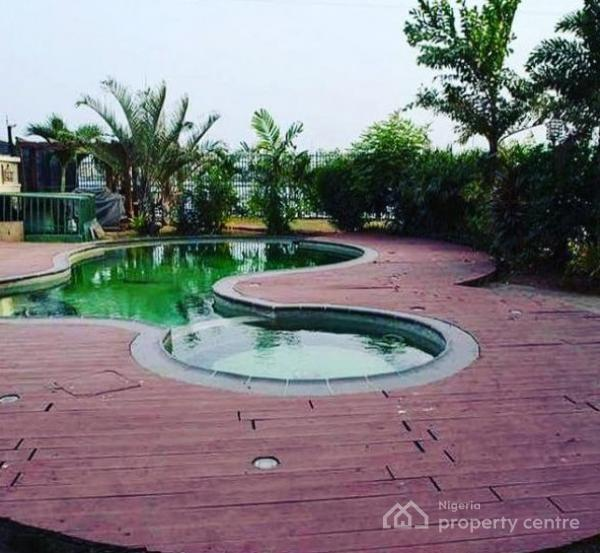 8 Bedroom Waterfront Mansion with Private Jetty and Swimming Pool, Banana Island, Ikoyi, Lagos, Detached Duplex for Sale