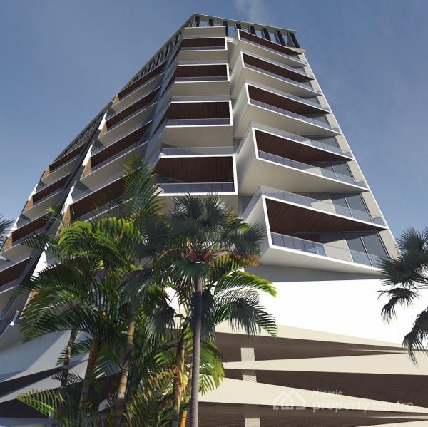 Luxury 2 Bedroom Apartment Along Banana Island Rd, Along Banana Island Road, Mojisola Onikoyi Estate, Ikoyi, Lagos, Flat for Sale