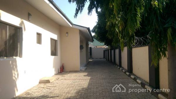 Well Finished Serviced and Furnished 2 Bedroom Flat with 1 Room Bq, Asokoro District, Abuja, Mini Flat for Rent