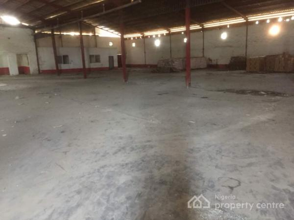 For Rent 20 000 Square Feet Three Bays Warehouse With 500 Square Meters Office Space Oshodi Apapa Expressway Cele Isolo Lagos Ref 250952