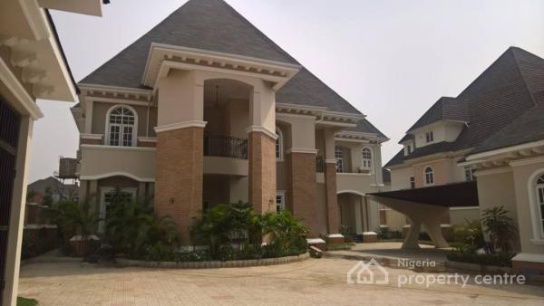 Luxury Ambassadorial Duplex, Maitama Extension, Maitama District, Abuja, Detached Duplex for Rent