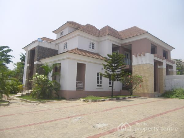... 5 Bedrooms With Swimming Pool, 2 Rooms Guest Chalet, Wuse 2, Abuja, ...