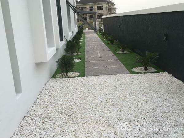 5 Bedroom Luxury Fully Detached House, Alcadia Groove Estate, Just By Pinnock Beach Estate, Lekki, Lagos, Detached Duplex for Sale