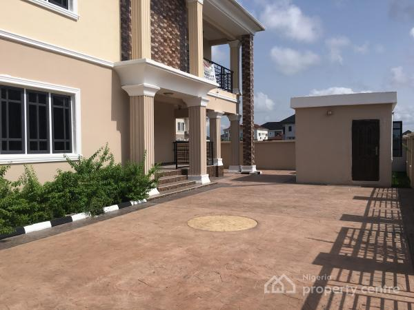 Five(5) Bedroom Detached House, Royal Gardens Estate, Lekki, Lagos, Detached Duplex for Sale