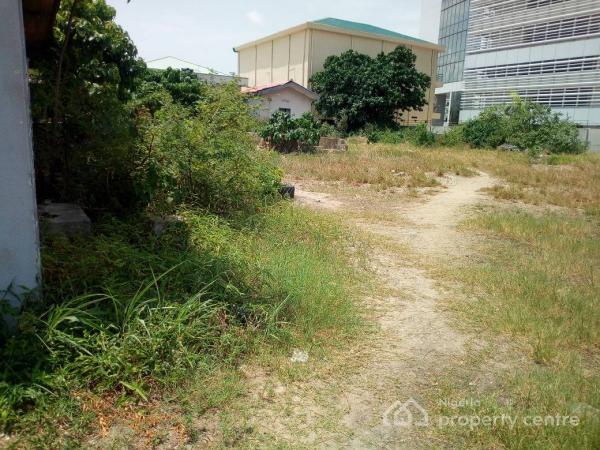 Vacant Land, Off Kasumu Ekemode Street, Victoria Island (vi), Lagos, Mixed-use Land for Sale
