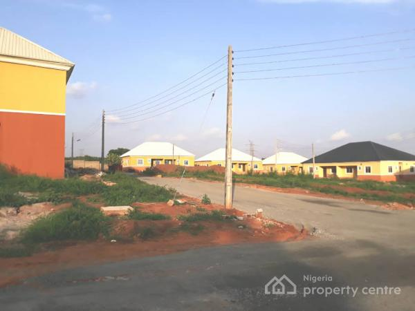 Cheap Spacious and Well Finished 1 Bedroom Flats, Lennar Hillside Estate, Beside Brick City Estate, Off Kubwa Expressway, Kubwa, Abuja, Flat for Sale