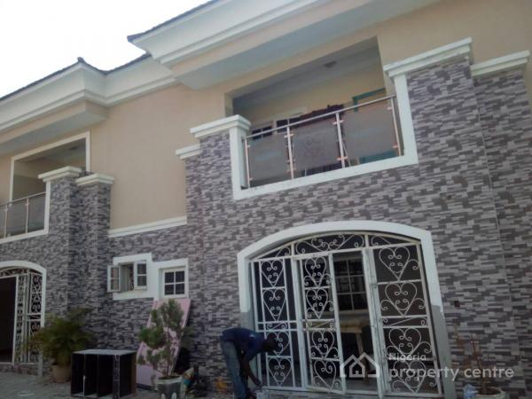 4 Bedroom Duplex with 2 Sitting Room, Life Camp, Gwarinpa, Abuja, Terraced Duplex for Rent