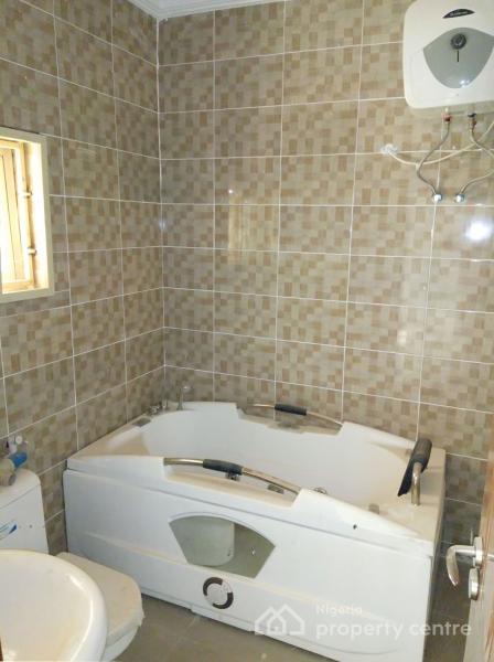 Luxury 4 Bedroom Terrace Duplex, Area 1, Garki, Abuja, Terraced Duplex for Sale