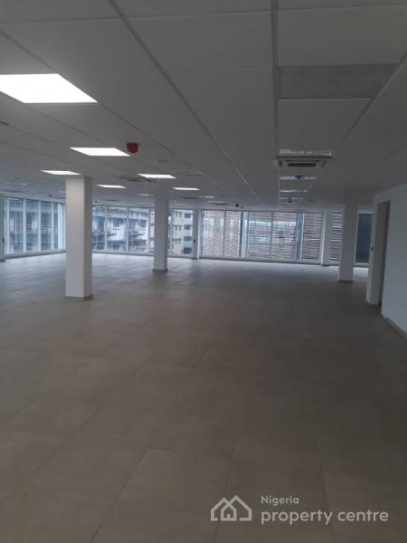 Newly Completed 8 Floors Open Plan Commercial Office Building, Martins Street, Off Marina, Marina, Lagos Island, Lagos, Office Space for Rent