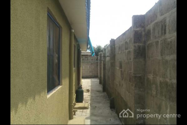 Completed 2 Bedroom Bungalow with Uncompleted 3 Bedroom at Lintel Level, Agura Gberigbe, Ijede, Lagos, Detached Bungalow for Sale