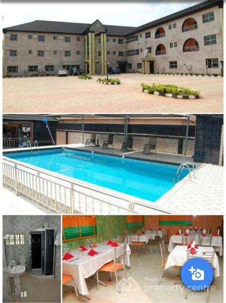 40 Rooms Hotel, Banquet Hall, Swimming Pool, Large Compound , Asaba ...
