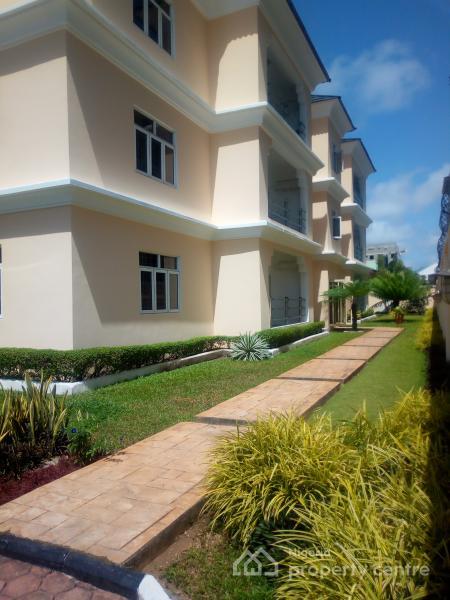 Service 3 Bedroom with a Room Bq, Off Abiyodun Oniru Street, Oniru, Victoria Island (vi), Lagos, Flat for Rent