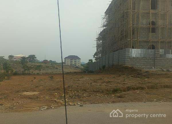 Prime 1200sqm Land Opposite National Assembly Qtrs, Dape, After Berger Hospital, Life Camp, Gwarinpa, Abuja, Residential Land for Sale