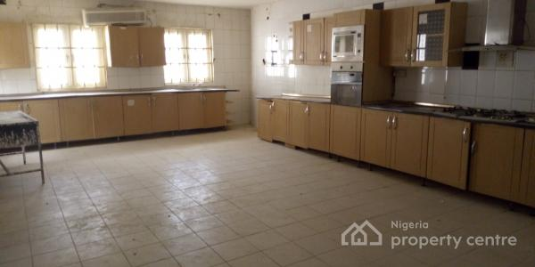 5 Bedroom Mansion, Asokoro District, Abuja, Detached Duplex for Rent