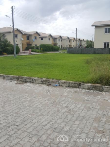 Dry Service Plot, Sangotedo, Ajah, Lagos, Residential Land for Sale