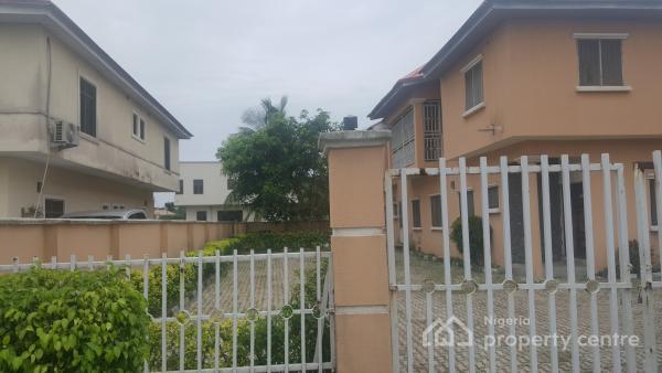 5 Bedroom Luxury Duplex, Crown Estate, Ajah, Lagos, Detached Duplex for Rent