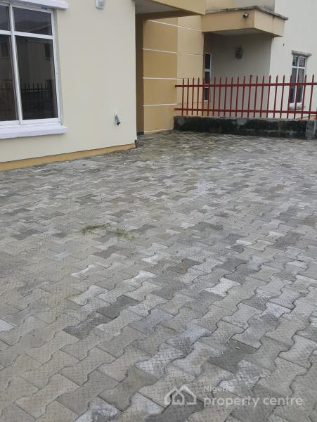 4 Bedrooms Semi Detached Duplex in a Serviced and Secured Estate By Novare Mall(shoprite)   2years Payment Plan Available, Sangotedo By Shoprite, Sangotedo, Ajah, Lagos, Semi-detached Duplex for Sale