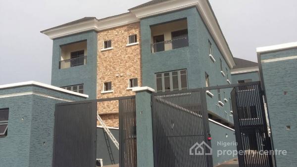 Brand New 5 Bedroom Semidetached Duplex, Parkview, Ikoyi, Lagos, Semi-detached Duplex for Sale