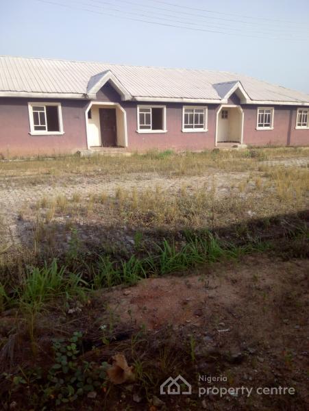 14 Units of Bedroom Semi Bungalows, Opposite Prayer City Mfm, Before Ibafo Along Lagos Ibadan Expressway, Obafemi Owode, Ogun, Semi-detached Bungalow for Sale