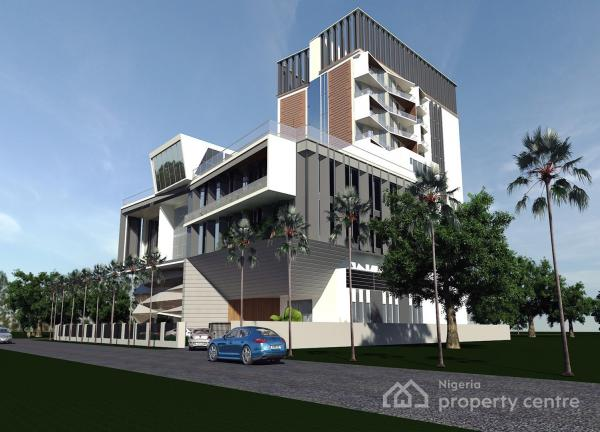 Spacious and Luxury 1 Bedroom Apartment Along Banana Island Rd, Banana Island Road, Mojisola Onikoyi Estate, Ikoyi, Lagos, Flat for Sale