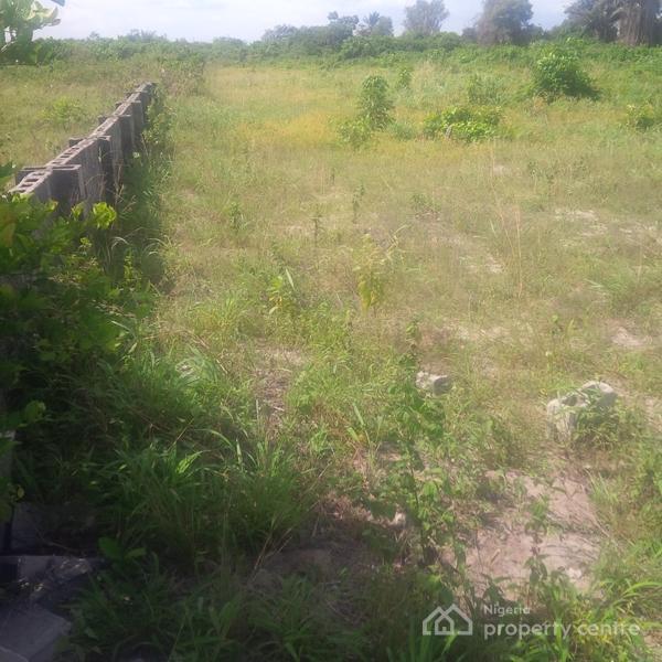 Full Plot of Land, Terra Anex, Sangotedo, Ajah, Lagos, Residential Land for Sale