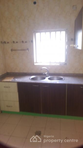 1 Bedroom Flat with Acs, Lifecamp Axis, Kado, Abuja, Mini Flat for Rent
