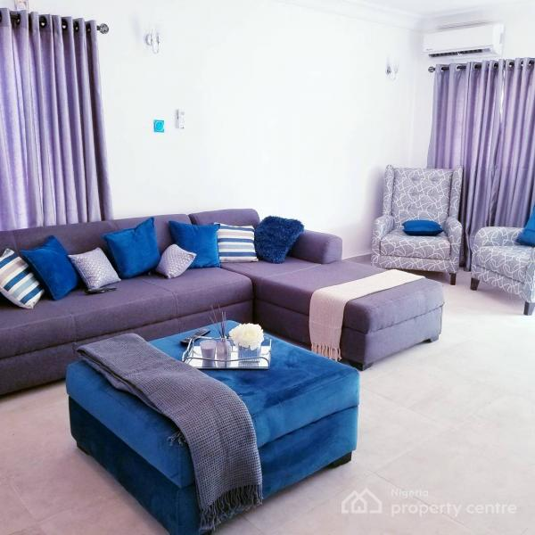 Luxuriously Furnished and Well Finished  4 Bedroom Flat, Dolphin Estate, Ikoyi, Lagos, Flat Short Let