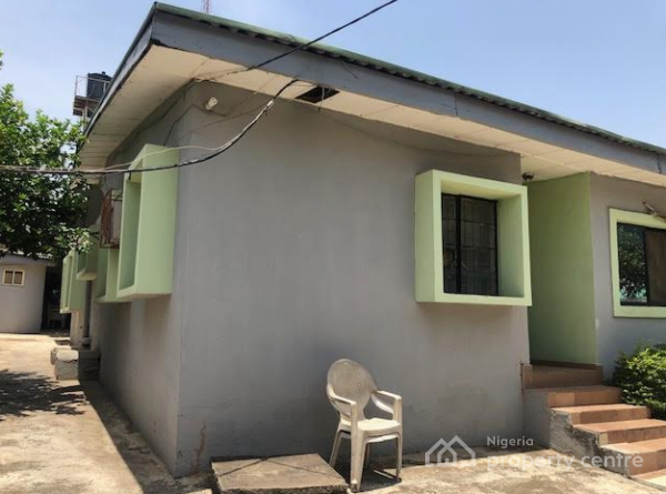 3 Bedroom Bungalow in Wuse Zone 4, Zone 4, Wuse, Abuja, Semi-detached Bungalow for Sale