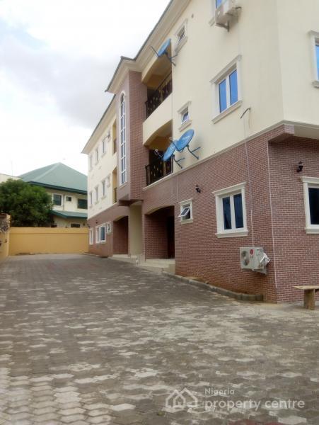 3 Bedroom Flat Residential/ Office Purpose, Area 11, Garki, Abuja, House for Rent
