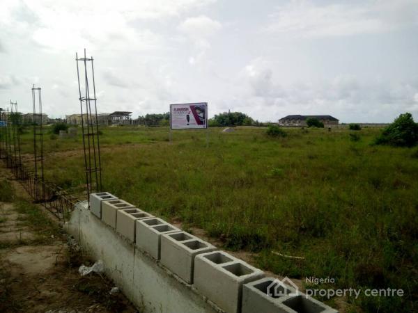 100% Dry C of O Land Ready to Build, Shoprite Ajah - Flourish Residences 2, Behind Shoprite on Monastery Road, Sangotedo, Ajah, Lagos, Residential Land for Sale