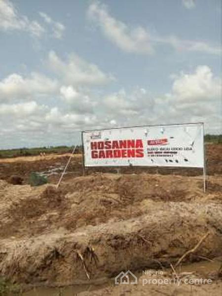 100% Good Land on Eleko Road with Excision Title - Hossanah Gardens, Eleko, Ibeju Lekki, Lagos, Residential Land for Sale