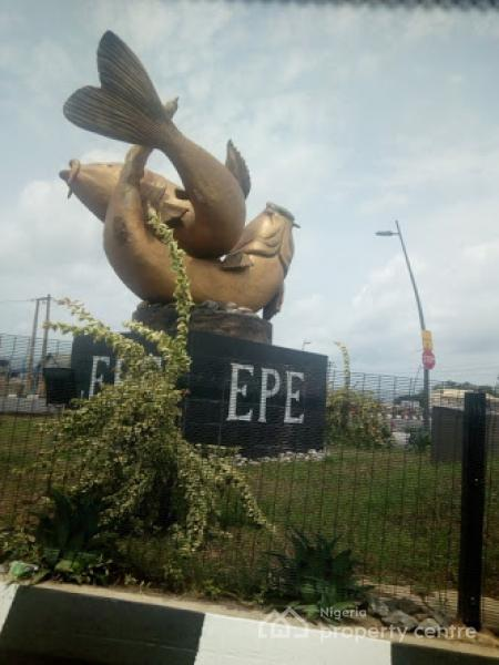 100% Dry Land Around T-junction Epe - Cedarwood City, Epe, Lagos, Residential Land for Sale