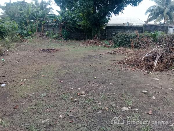 Well Located Residential Land Measuring 1200sqm, Off Ada George Road, Port Harcourt, Rivers, Residential Land for Sale