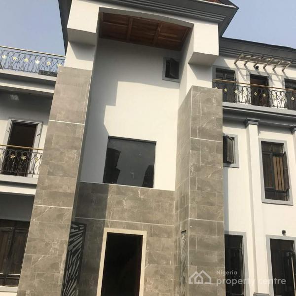 Brand New Luxury 6 Bedroom Mansion, Banana Island, Ikoyi, Lagos, Detached Duplex for Sale