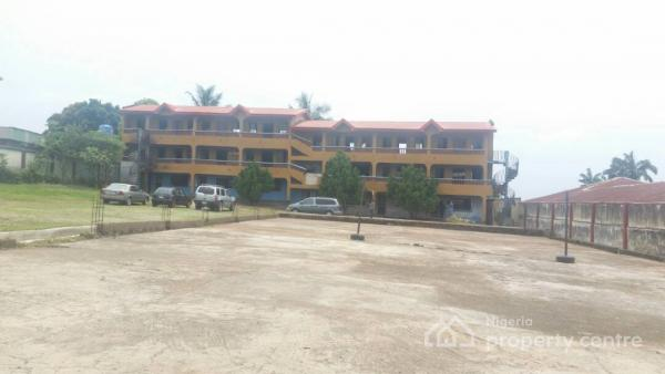 School Complex on 2 Floors with Ample Space for Parking and Future Development, Ashi, Off Bodija, Ibadan, Oyo, School for Sale