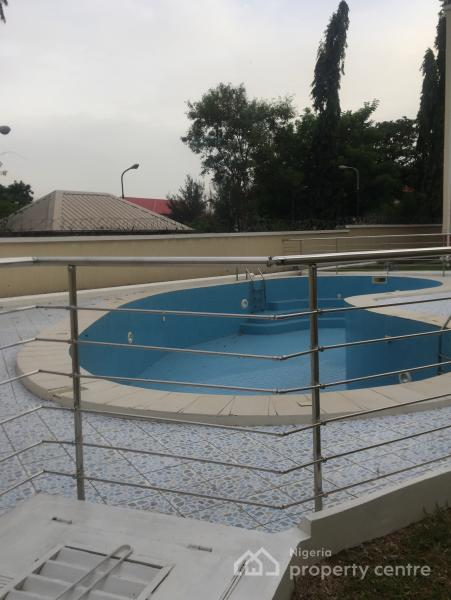4 Bedrooms Luxury Apartment with a Room Servant Quarters, Off Euphrates Street, Maitama District, Abuja, Semi-detached Duplex for Rent